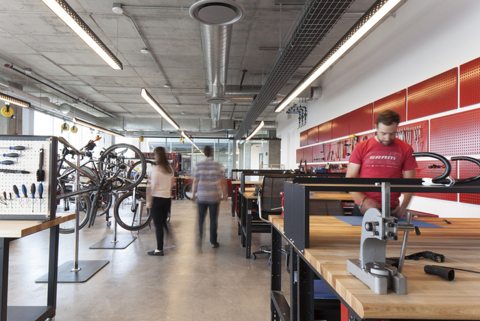 SRAM Headquarters - Chicago - 6