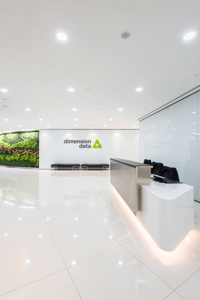 Dimension Data Offices - Singapore - 1