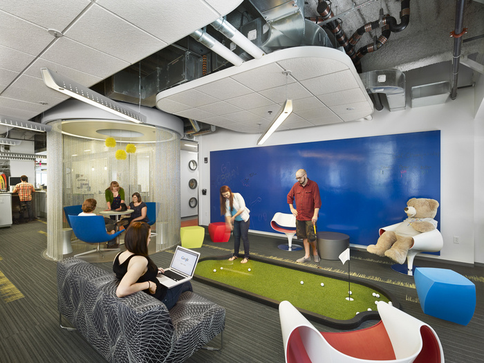 google office interior. Google Office Interior