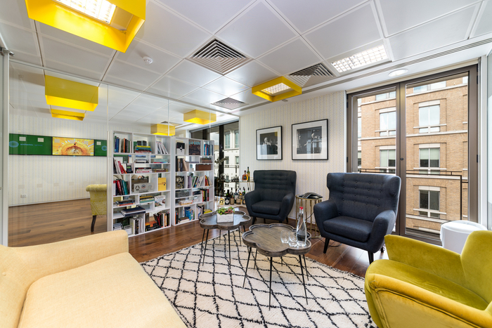 Anthemis Group Offices - London - 2
