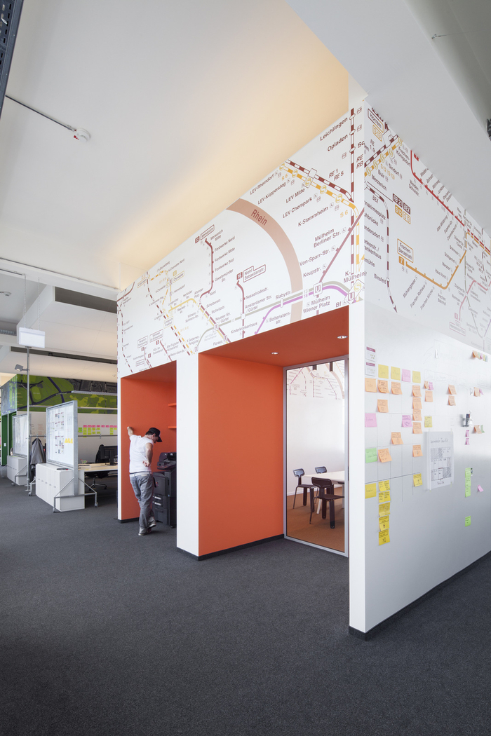 REWE Digital Offices - Cologne - 9