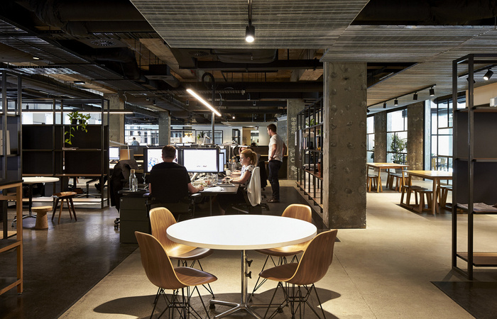 Woods Bagot Offices - Melbourne - 6