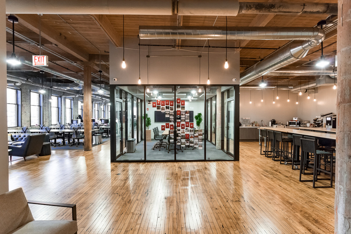 Pinterest Offices - Chicago - 1