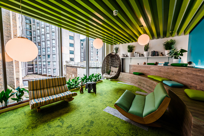 20 Inspiring Offices Around the World (Part 2) | Design Made Happy