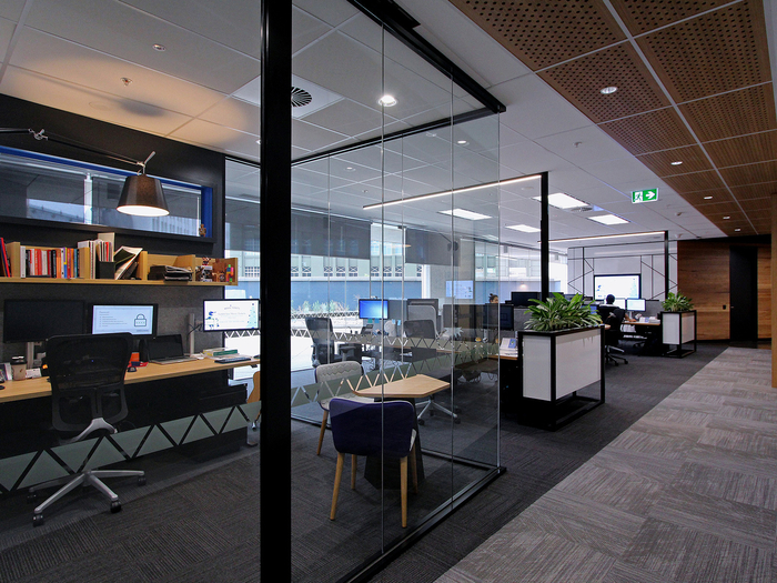 UniSuper Offices - Melbourne - 1
