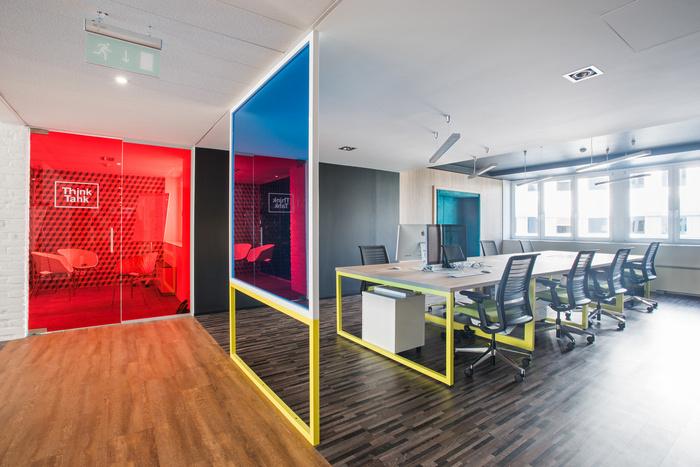 Hortonworks Offices - Budapest - 6