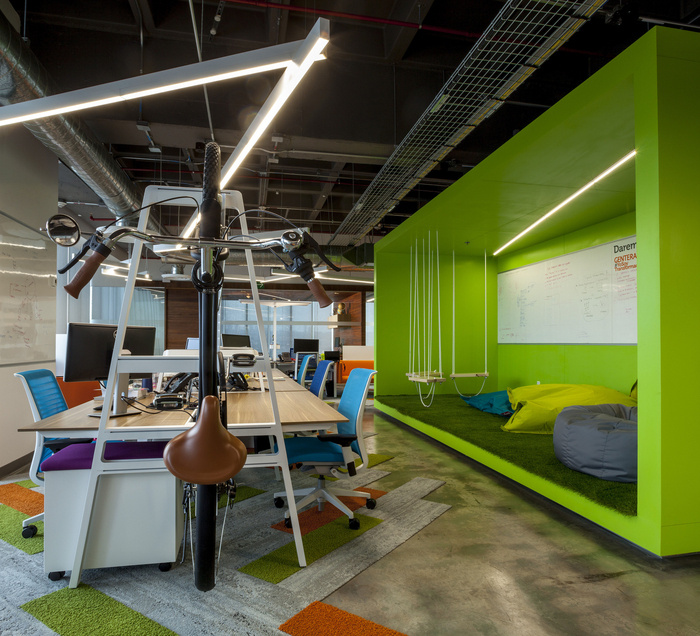 Gentera Innovation Lab Offices - Mexico City - 8