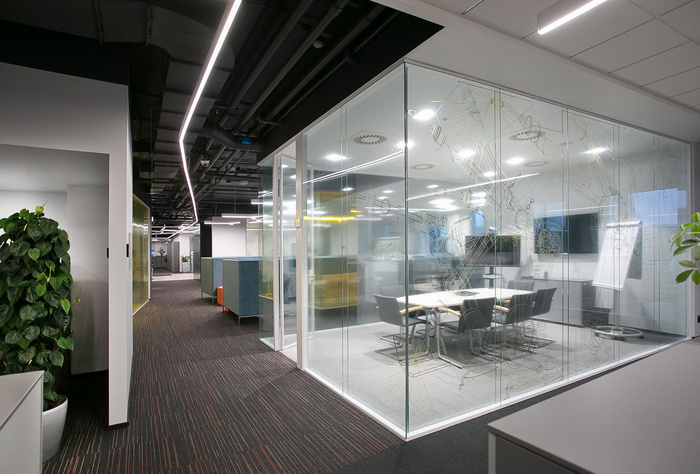 ABB Offices - Moscow - 3