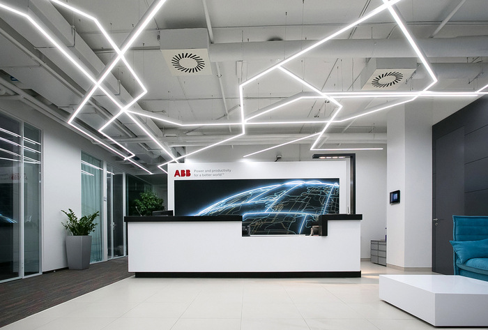 ABB Offices - Moscow - 1