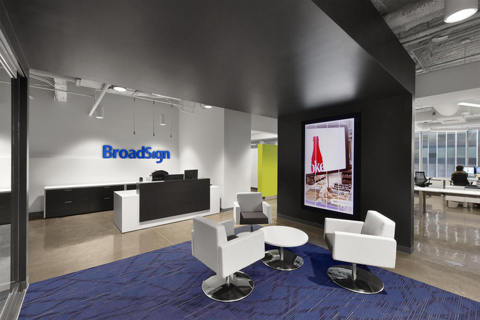 Broadsign Offices - Montréal - 1