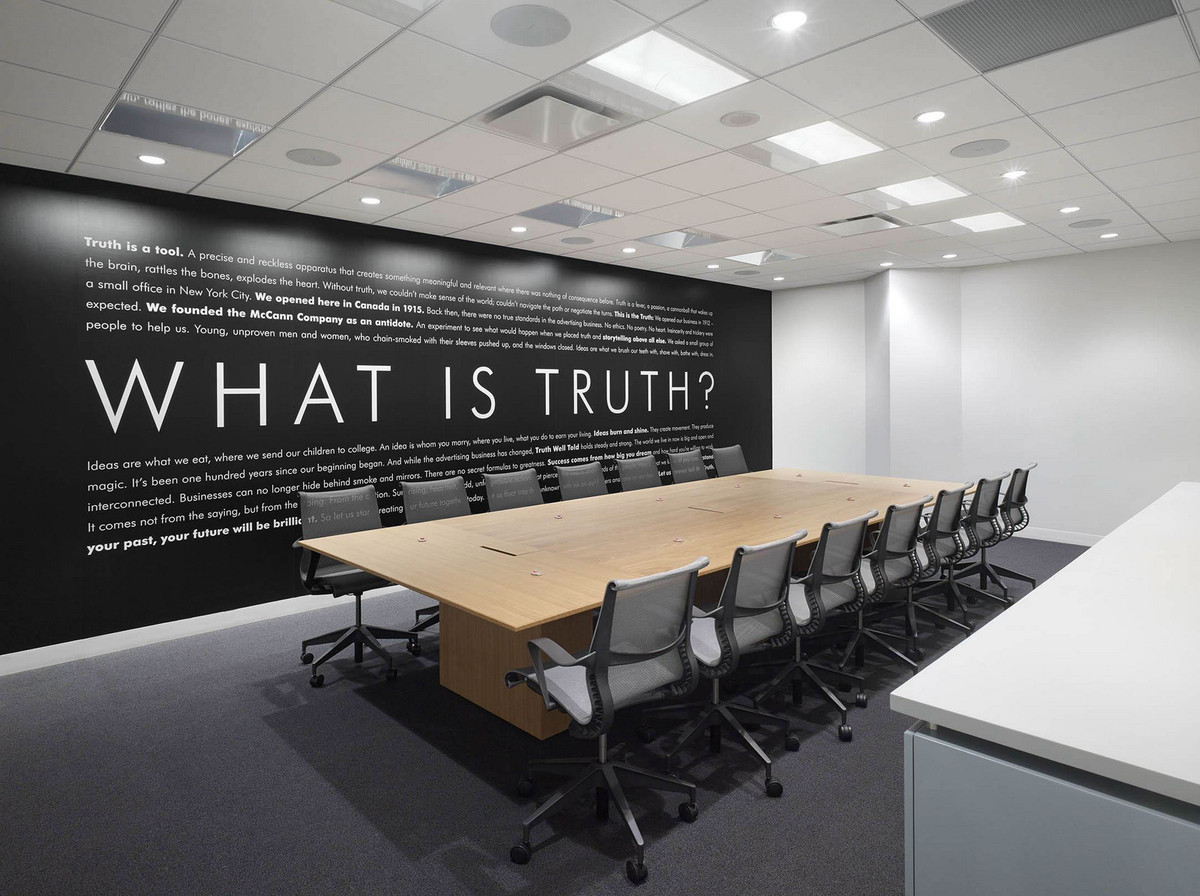 what is a small office. mccann offices toronto what is a small office