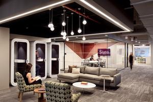 Slate Magazine Offices - New York City