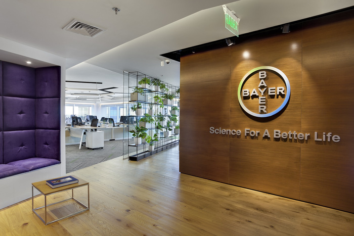 Bayer Offices - Montevideo - 1
