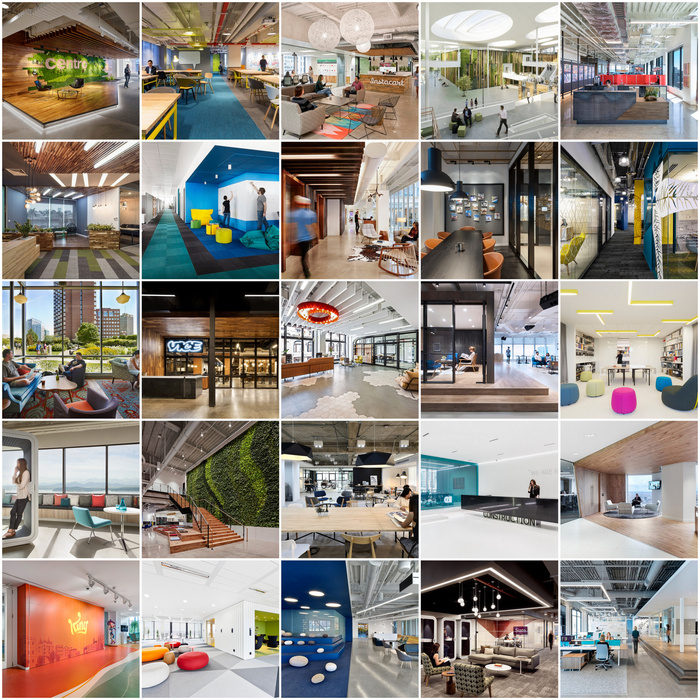 The top 25 most popular offices of 2016 office snapshots