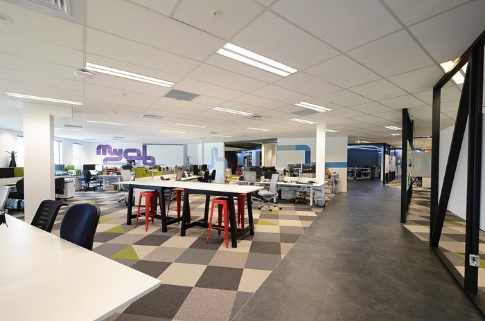 MYOB Offices - Auckland - 5