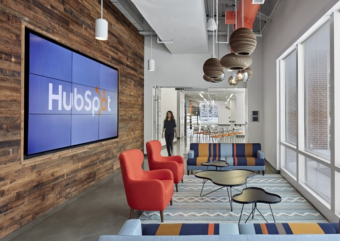 HubSpot Offices - Cambridge - 1