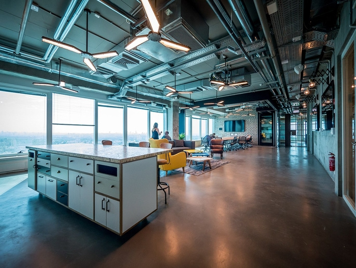 Palo Alto Networks Offices - Tel Aviv - 10