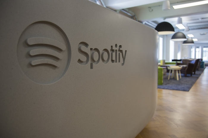 Spotify Offices - London - 10