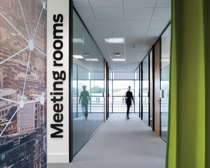 Juniper Networks Offices - Addlestone - Office Snapshots