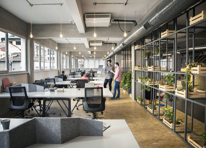 Habita Coworking Offices - Istanbul - 7