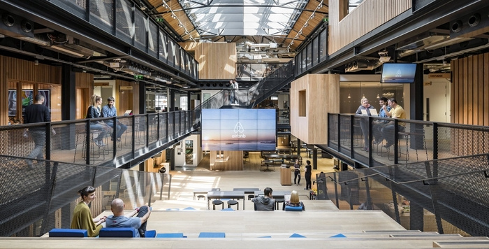 Airbnb Offices - Dublin - 2