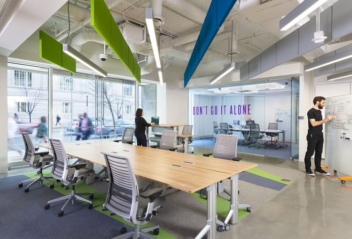 Booz Allen Hamilton's Innovation Center Offices - Washington D.C. - 5