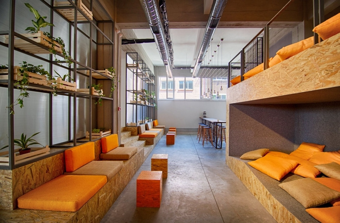 Habita Coworking Offices - Istanbul - 9