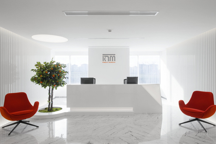 KTM Chemicals Offices - Istanbul - 1