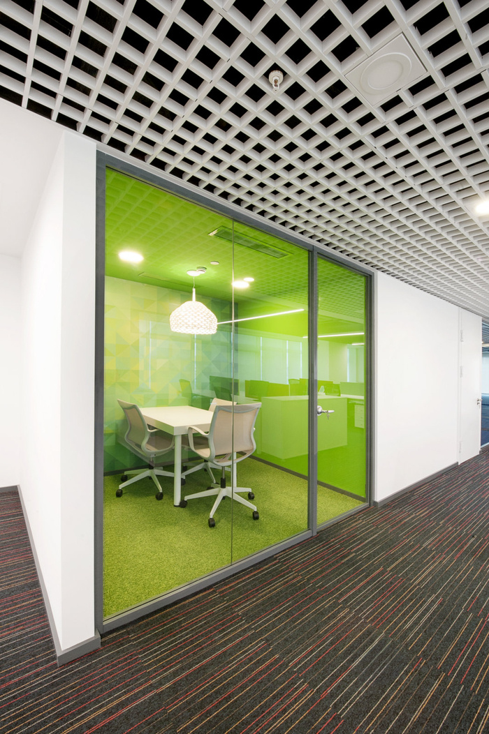 KTM Chemicals Offices - Istanbul - 8