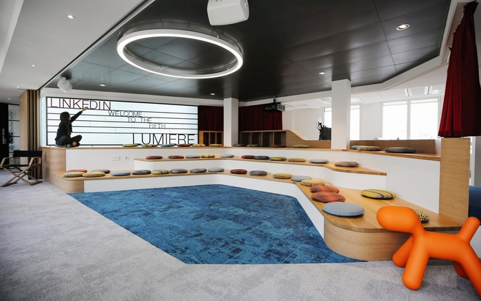 LinkedIn Offices - Paris - 6