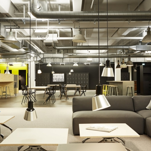 OTTO Campus Coworking Offices – Hamburg