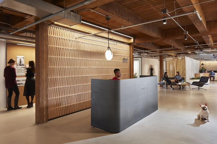 Partners by Design Offices - Chicago - 1