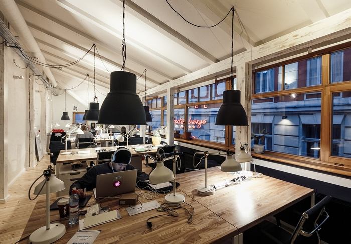 Social Discovery Ventures / OraculeTang Space Coworking Offices - Riga - 12
