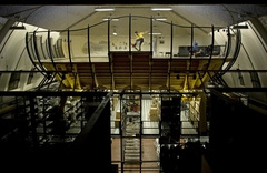warehouse in Comvert Offices - Milan