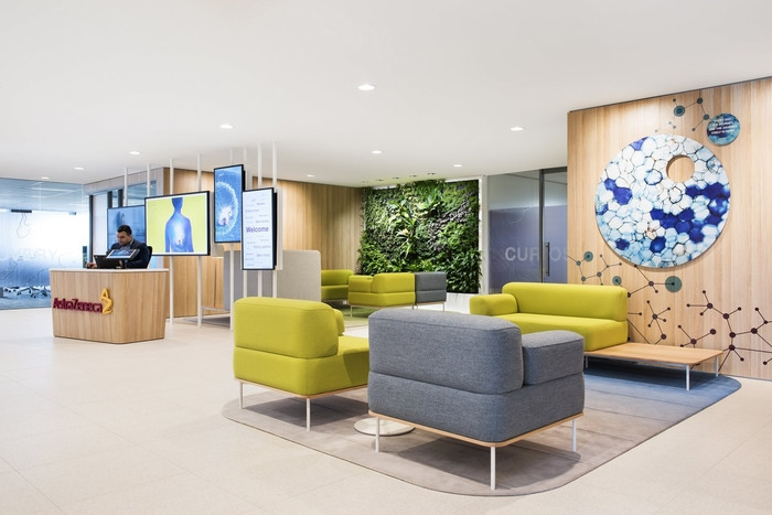 AstraZeneca Offices - Sydney - 1