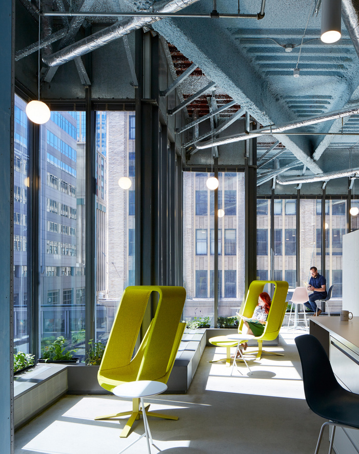 Perkins+Will StudioIDS Offices - Minneapolis - 8