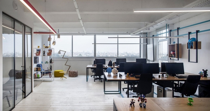 Jelly Button Games Offices - Tel Aviv - 2