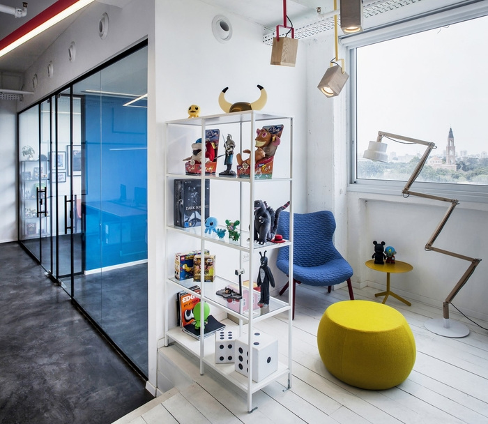 Jelly Button Games Offices - Tel Aviv - 3