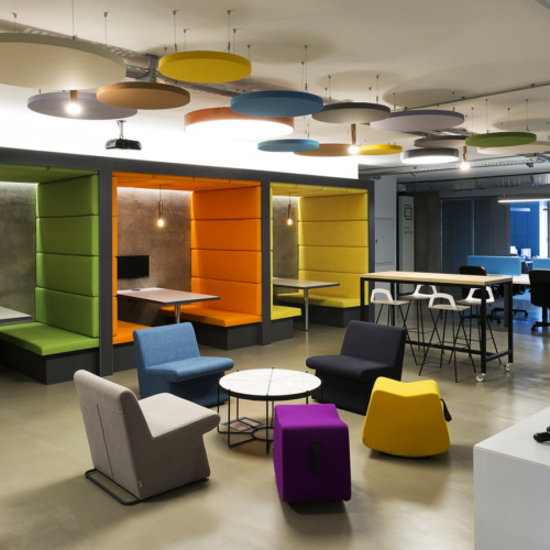 Gri Creative Offices – Istanbul