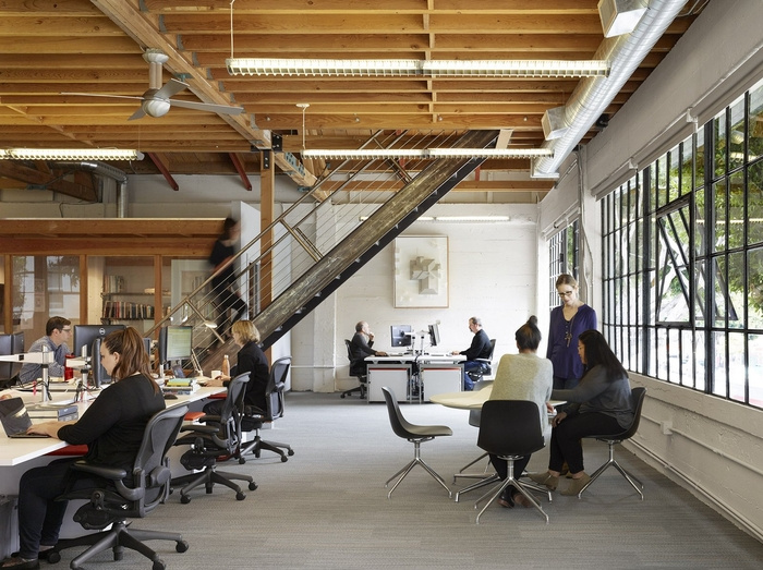 Gould Evans Offices - San Francisco - 2