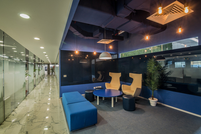 Nissan Offices - Gurgaon - 1