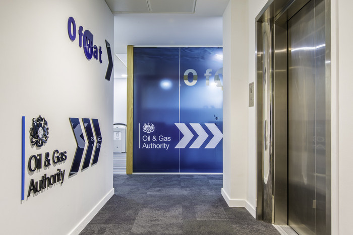 Oil & Gas Authority / OFWAT Offices - London - 1