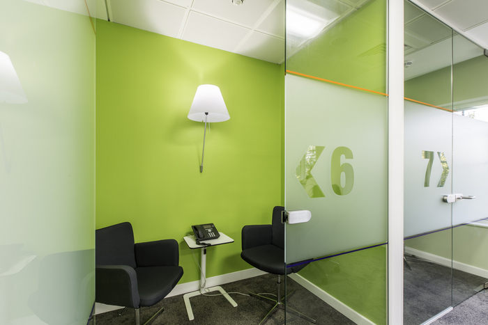 Oil & Gas Authority / OFWAT Offices - London - 4