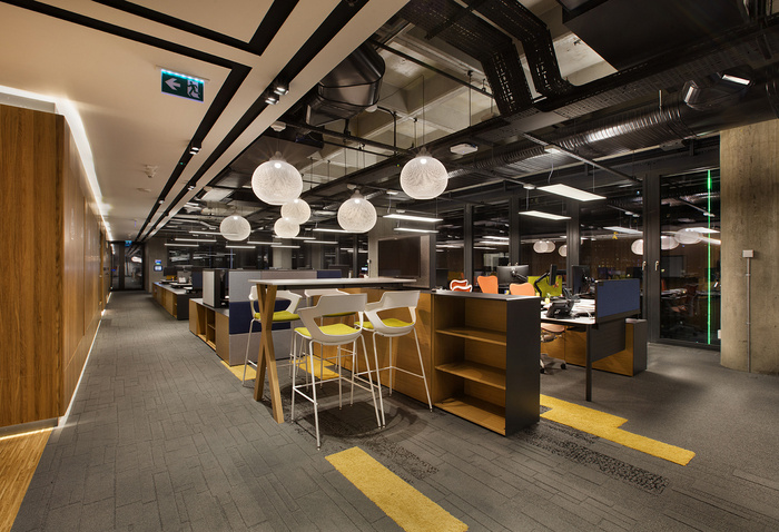 British American Tobacco Offices - Istanbul - 12