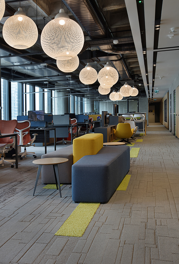 British American Tobacco Offices - Istanbul - 14
