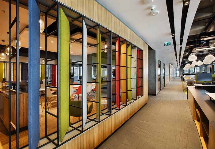 British American Tobacco Offices - Istanbul - 16
