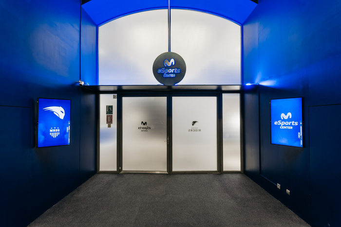 Movistar Riders eSports Training Center - Madrid - 1