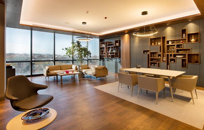 Şişecam Offices - Istanbul - 17