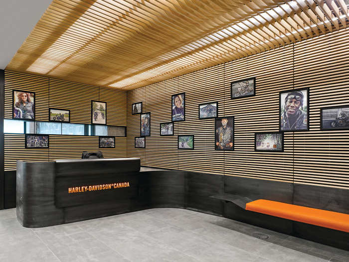 Harley-Davidson Canada Offices - Vaughan - 2