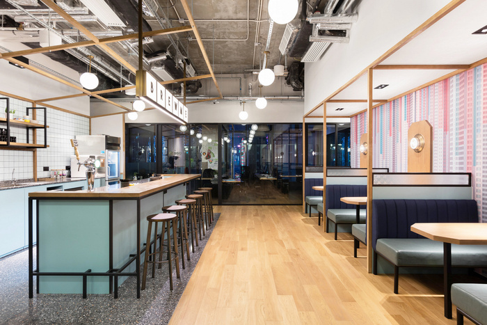 Wework Coworking Offices Hong Kong Office Snapshots